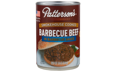Patterson's Barbecue Beef®
