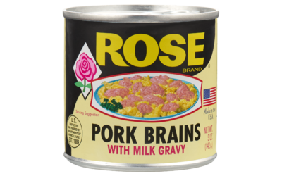 Rose Pork Brains®