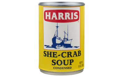Harris She-Crab Soup
