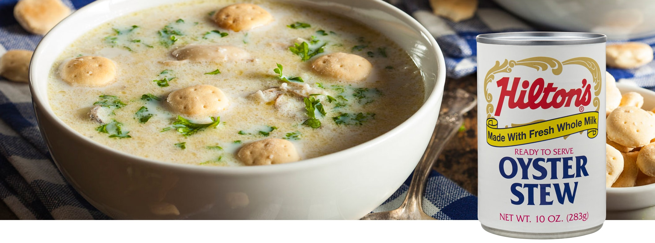 Hilton S Oyster Stew Boone Brands