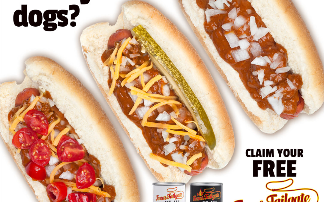 Texas Tailgate® Launches Photo Contest Offering a FREE* Can of Chili Sauce and a $250 Grand Prize.
